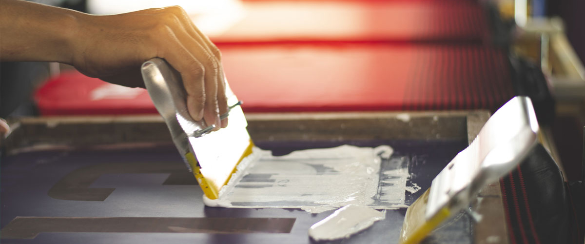 Screen Printing, Embroidery, Promotional Products, Signage